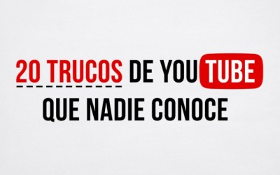 Enlace secreto de Youtube para aumentar suscriptores