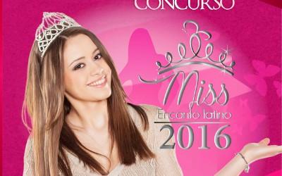 Miss Encanto Latino 2016