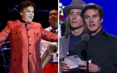 Juan Gabriel ganó su primer Latin Grammy y le pidieron que pase a recogerlo