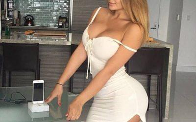 Anastasia Kvitko una modelo Rusa única
