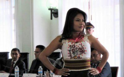 La reina de Riobamba fue una auténtica puruhá