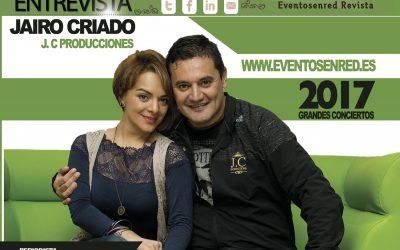 """Entrevista al empresario Jairo Criado de """"JC Productions"""""""