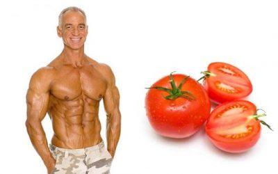 Extracto de tomate rojo invierte inflamación de la próstata