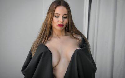 """Las sensuales fotos de Lu De Vedia, la """"Pampita hot"""""""