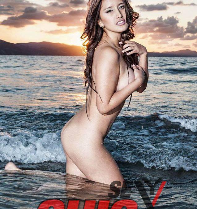 CHICA SEXY LA MODELO AROA CASTILLO