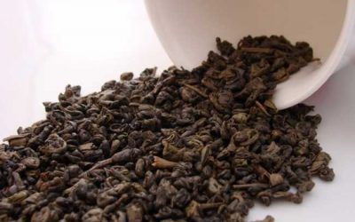 ¿Qué es el té Gunpowder?