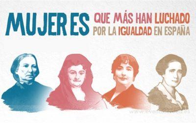 4 mujeres que más han luchado por la igualdad