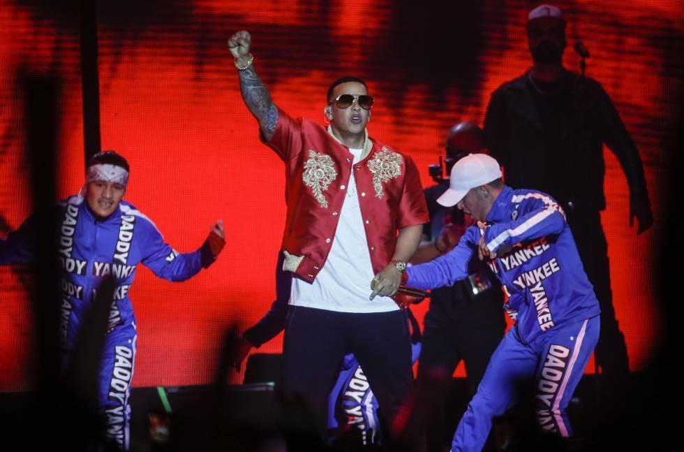 El rey del reguetón, el puertorriqueño Daddy Yankee puso en marcha al  WiZink a toda gasolina eso si con Calma. .