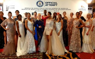 I WORDLDVISION FASHION SHOW CON DOS TITULOS DE GUINNESS WORLD RECORDS EN GRAN CASINO ARANJUEZ.
