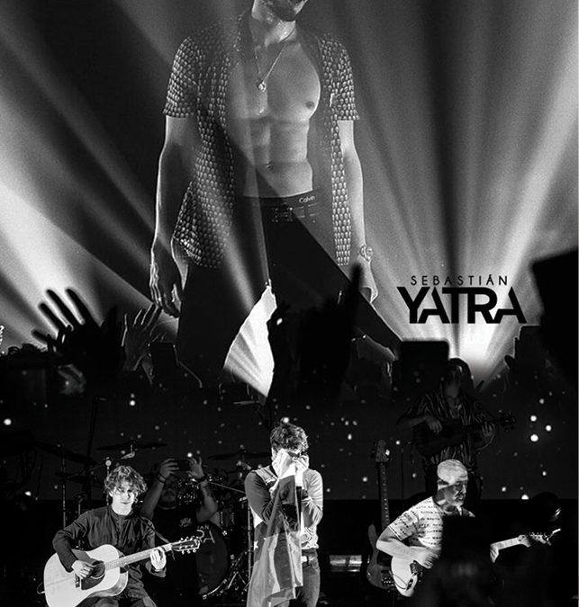 Sebastían Yatra portada de la revista Eventos En Red Verano 2019