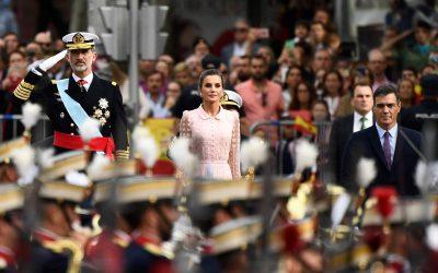 Desfile del Día de la Fiesta Nacional de España