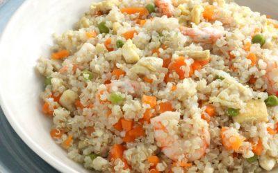 Quinoa tres delicias, la receta más sencilla para disfrutar con este ingrediente