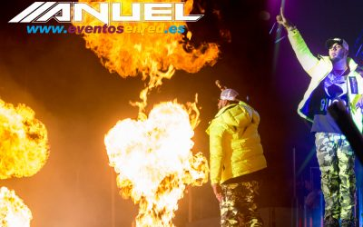 TRIUNFO TOTAL DE  ANUEL AA EN EL WIZINK CENTER DE MADRID