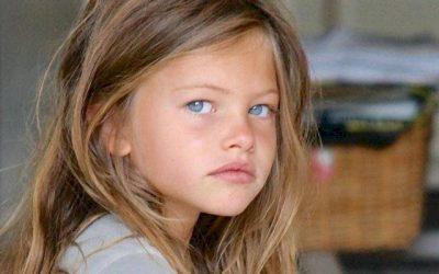 """""""La niña más bella del mundo"""": así luce a sus 18 años"""