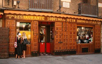 Estos doce bares madrileños tienen más de cien años