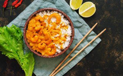 Una receta exótica para las comidas familiares de verano