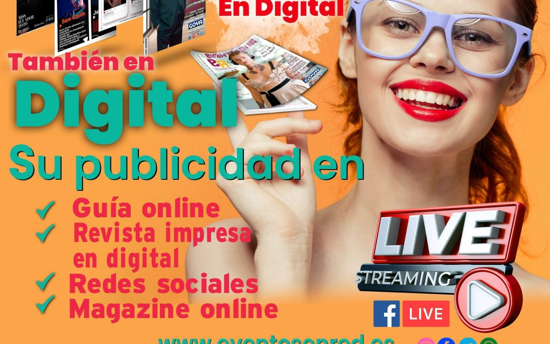 Revista Impresa Eventos En Red en digital