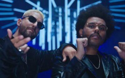 Maluma y The Weeknd publican su 'Hawái Remix'