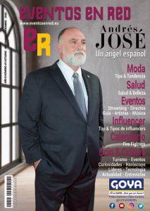 Revista impresa de eventos en Madrid