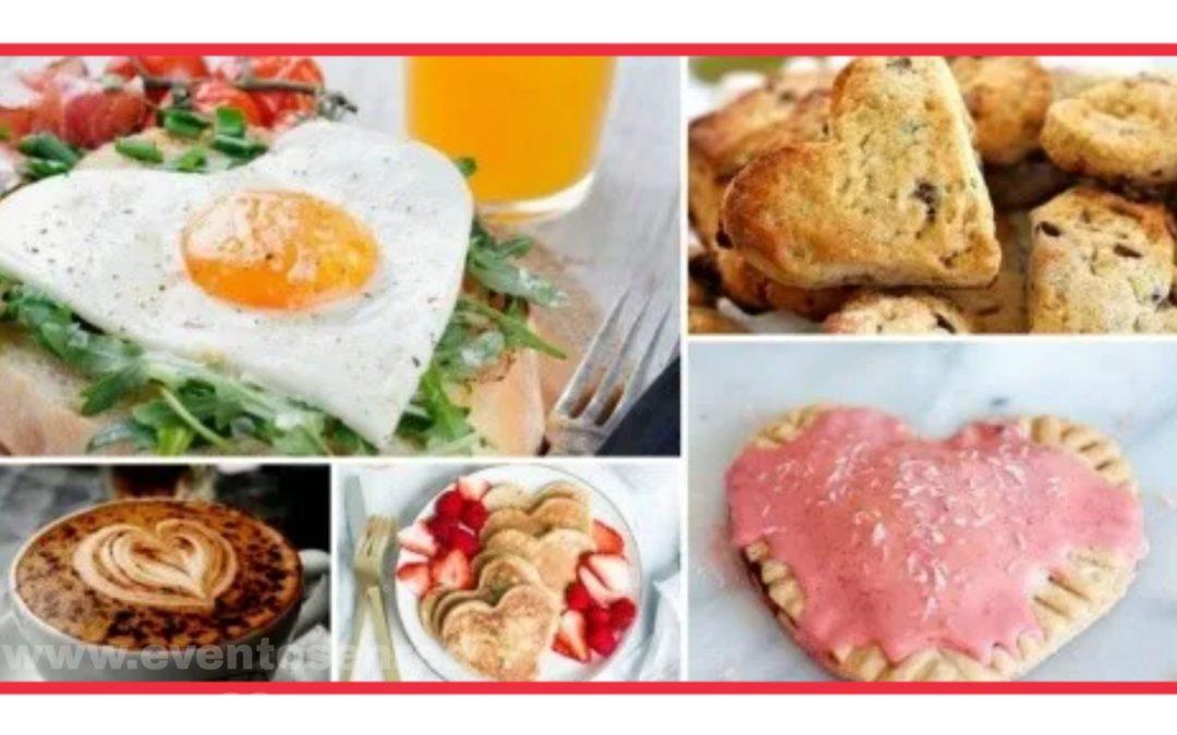 El desayuno perfecto para sorprender a tu pareja este 14 de febrero