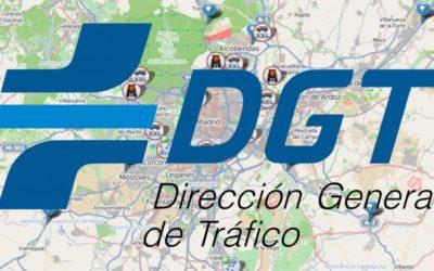 La DGT ya permite conocer el estado de las carreteras en tiempo real