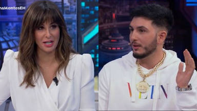 """El corte de Nuria Roca a Omar Montes cuando intenta hacerle la pelota: """"Te has callado"""""""
