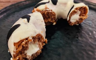 Así es el adictivo donut que ha creado Dabiz Muñoz