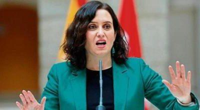Isabel Díaz Ayuso dimite y convoca elecciones anticipadas en la Comunidad de Madrid