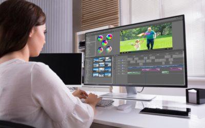 Los mejores editores de vídeo gratis para usar en Windows y son 10