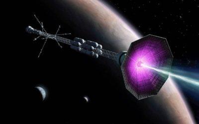 Se podría acorta el viaje a Marte a un mes con esta nueva idea de nave espacial.