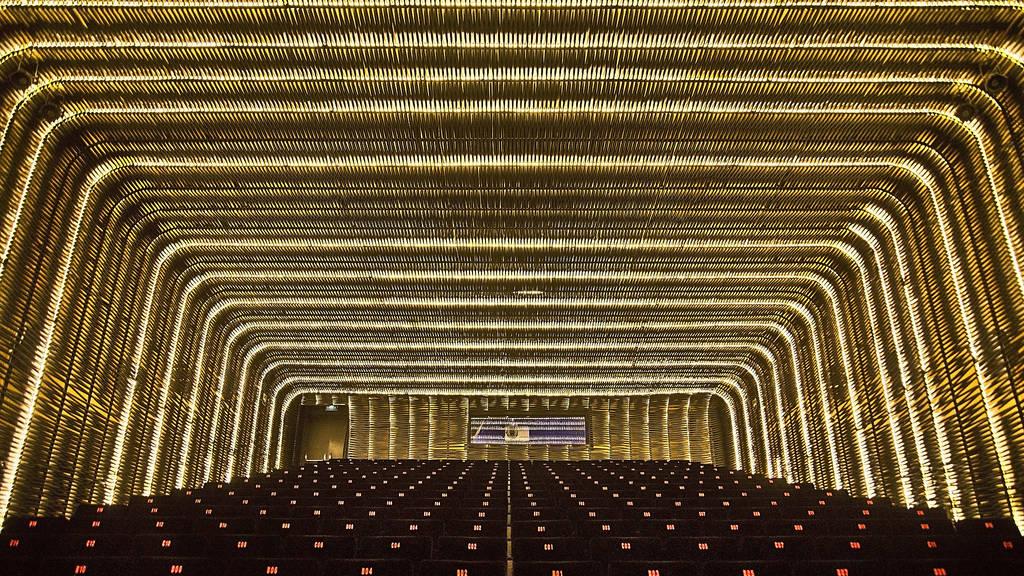 Tres cines de Madrid, entre las 50 salas más bonitas del mundo