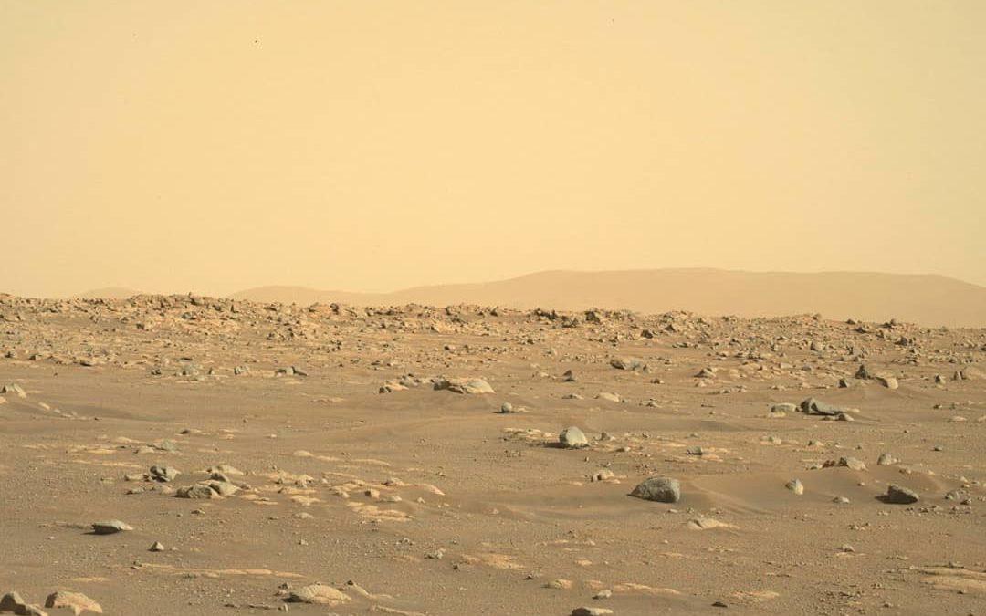 El Perseverance de la NASA revela nuevas imágenes de Marte