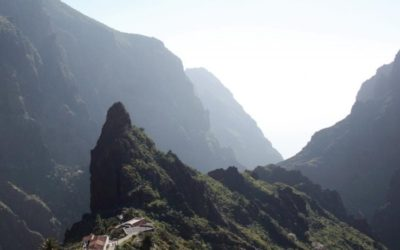 El Machu Picchu español, Masca