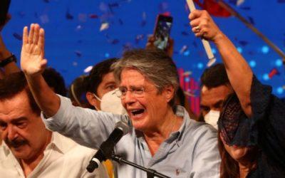 Guillermo Lasso, el banquero ecuatoriano que a la tercera venció a la izquierda correísta