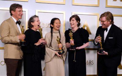 La gala de los Oscar 2021, en imágenes