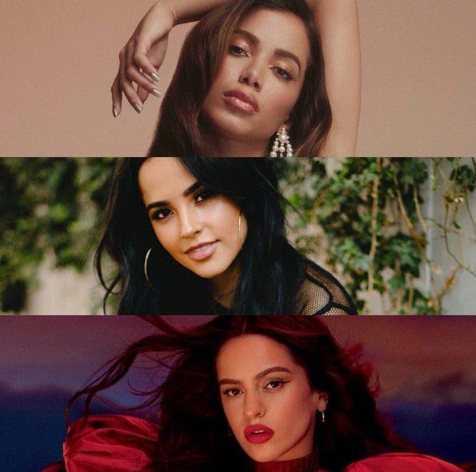 ¿Anitta, Rosalía y Becky G planean colaboración musical? Así te lo contamos