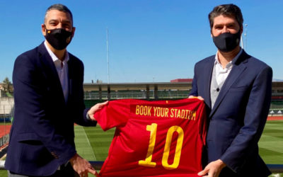 La Real Federación Española de Fútbol se lanza a los eventos virtuales