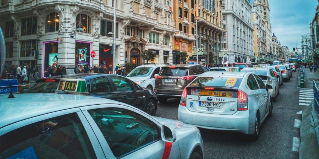 Prohibido circular a más de 30km/h en el 80% de las calles de Madrid