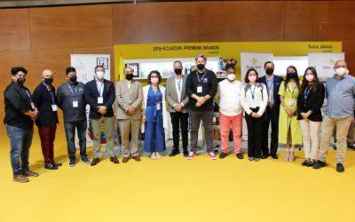 Productos ecuatorianos destacan en Madrid Fusión