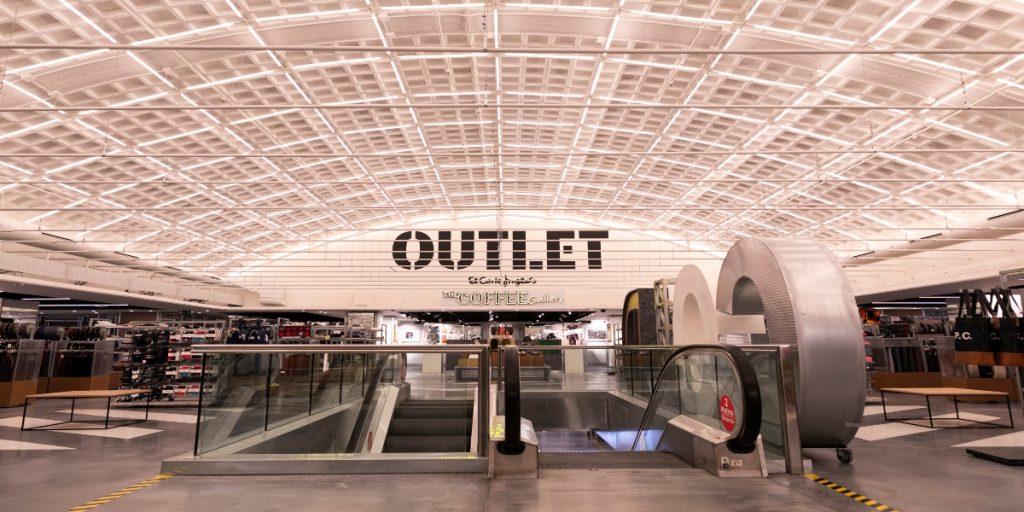 Madrid tiene un nuevo outlet en pleno centro