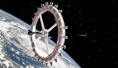 El primer hotel en el espacio  abrirá en 2027 y será en la estación Voyager