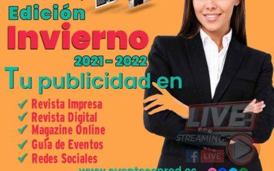 Oferta en la revista impresa Eventos En Red