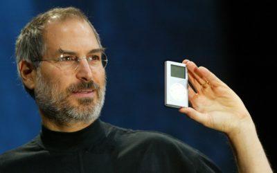 Steve Jobs y su truco simple para ser el más productivo, según su asistente